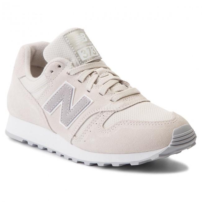 Sneakers NEW BALANCE - WL373MBB Beige