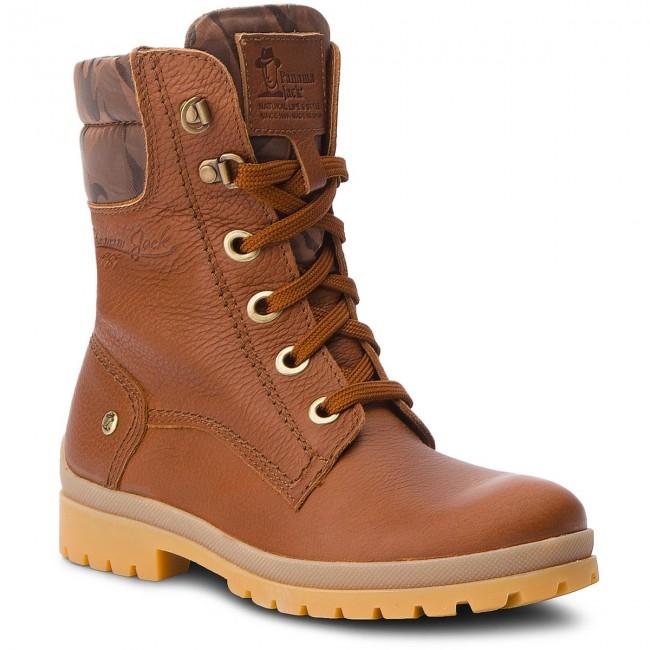 4711c507 Hiking Boots PANAMA JACK - Tempest B4 Bark - Trekker boots - High ...