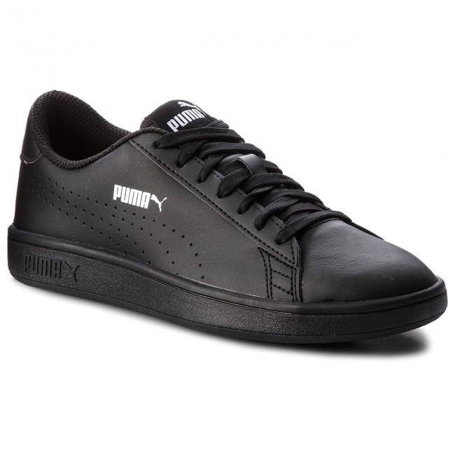 gute Qualität 2019 rabatt verkauf Beste Sneakers PUMA - Smash V2 L Perf 365213 01 Puma Black/Puma Black
