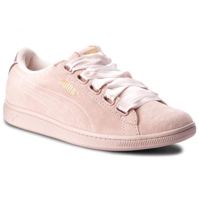 Sneakers PUMA - Vikky Ribbon S 366416 03 Pearl/Pearl