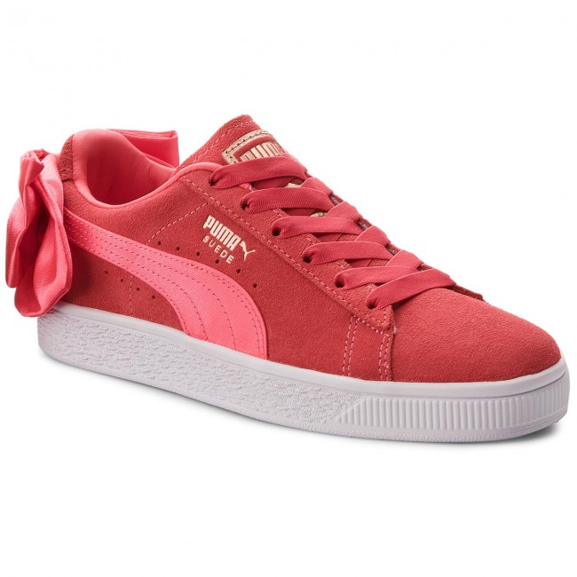 Sneakers PUMA - Suede Bow Jr 367316 02