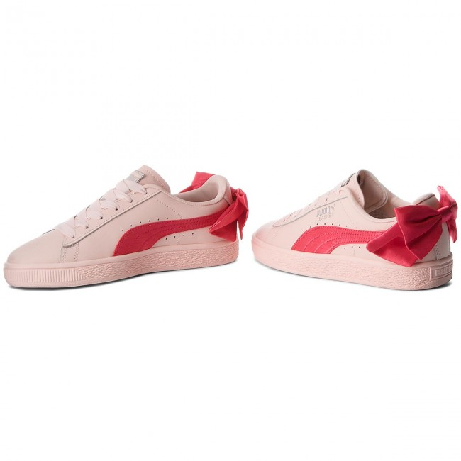 Sneakers PUMA Basket Bow Jr 367321 02 Paradise Pink