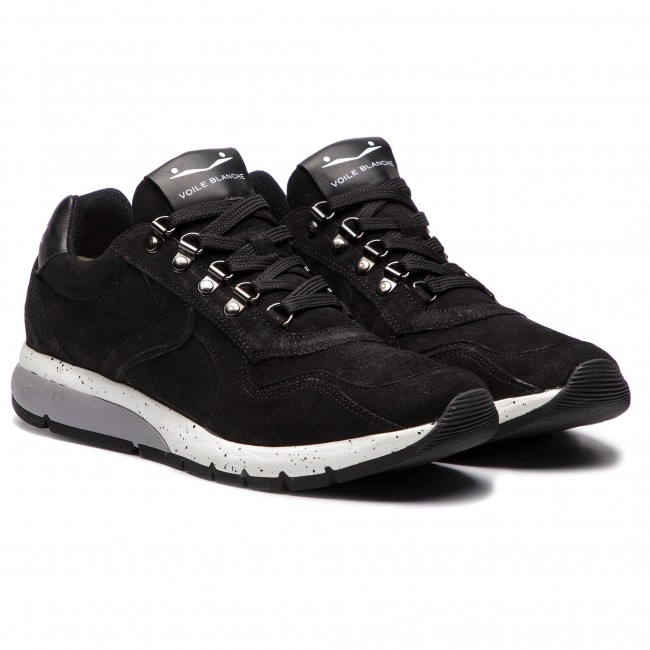 Sneakers VOILE BLANCHE - Lenny Hook 0012012968.05.9141 Nero - Sneakers - Low shoes - Men's shoes