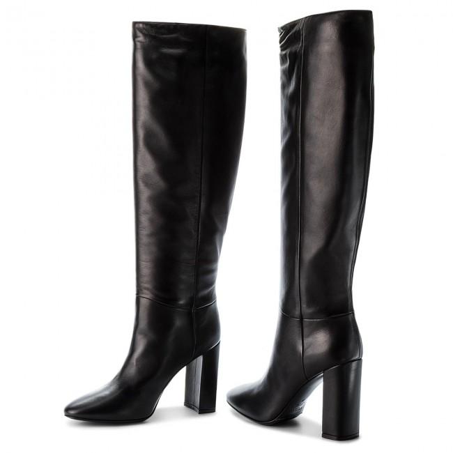 Knee High Boots TWINSET Stivale CA8PLA Nero 00006