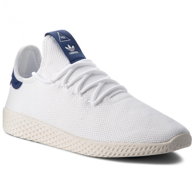 preocuparse Conciso caos  Shoes adidas - Pw Tennis Hu W DB2559 Ftwwht/Ftwwht/Cwhite - Sneakers - Low  shoes - Women's shoes | efootwear.eu