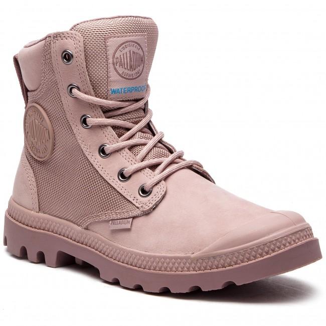 03bd789012a Hiking Boots PALLADIUM - Pampa Sport Cuff Wpn 73234-659-M Fawn/Antler