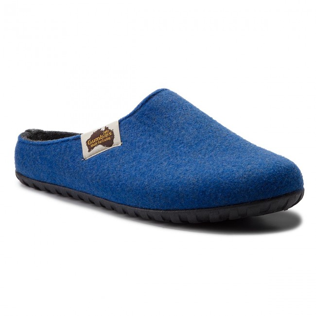 Slippers GUMBIES - Outback Blue/Charcoal
