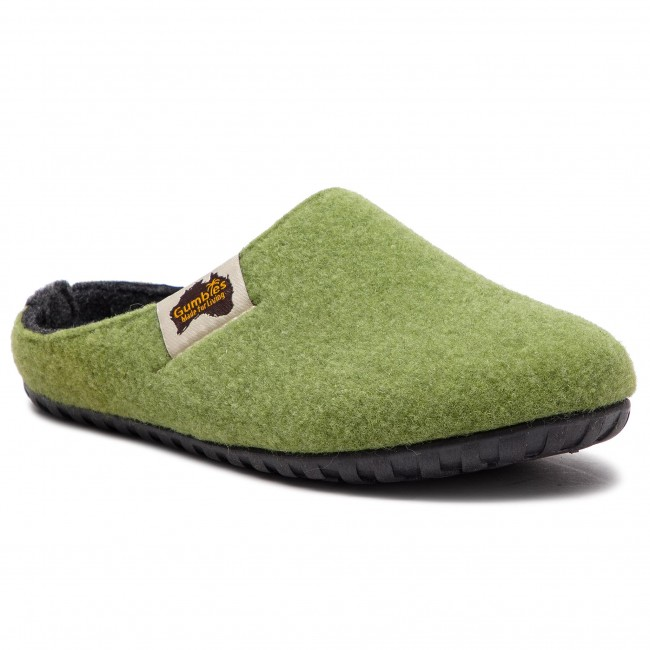 Slippers GUMBIES - Outback Moss/Charcoal
