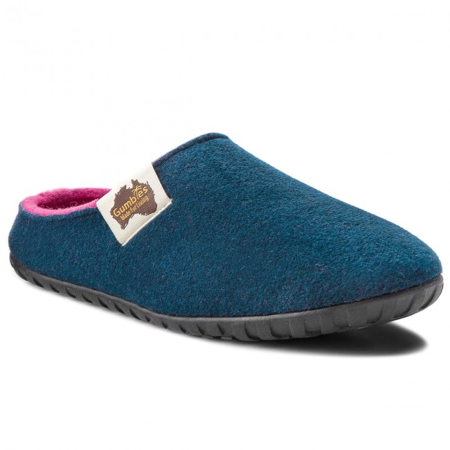 Slippers GUMBIES - Outback Navy/Pink
