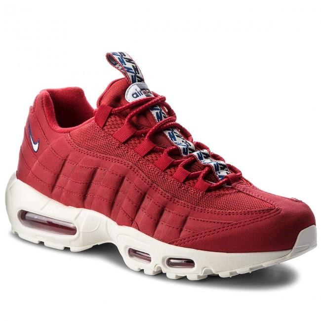 huge discount d2f93 08961 Shoes NIKE - Air Max 95 TT AJ1844 600 Gym Red/Sail/Gym Blue
