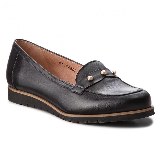 Shoes EKSBUT - 28-4802-155-1G Black