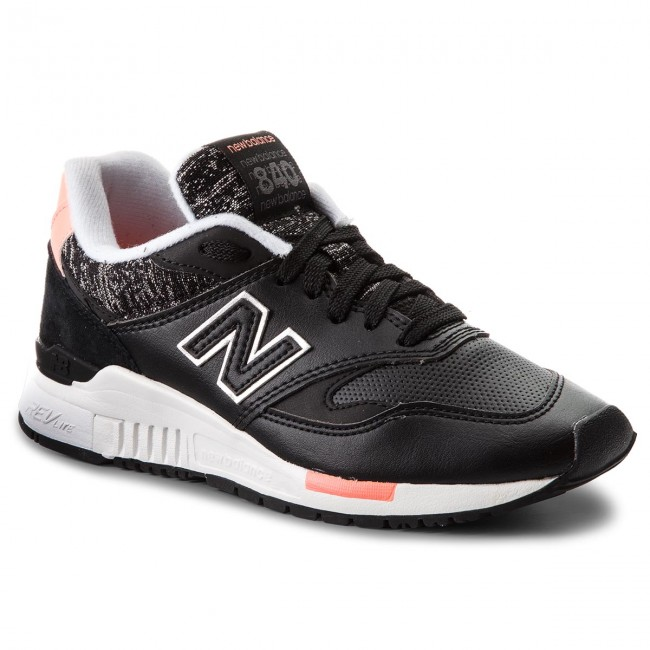 Sneakers NEW BALANCE - WL840WB Black