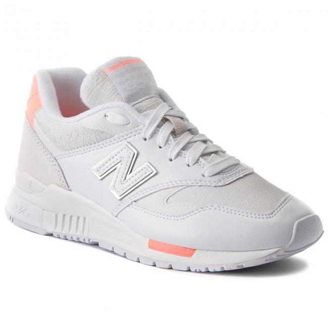 Sneakers NEW BALANCE - WL840WF White