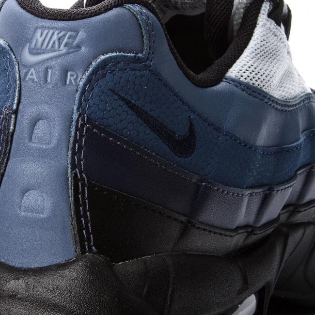 Shoes NIKE Air Max 95 Essential 749766 028 BlackObsidianNavy Blue