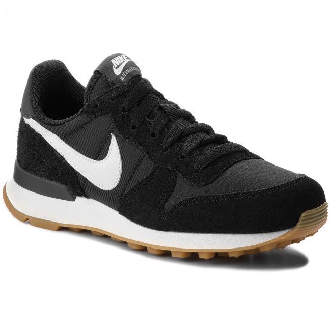 Manga mantener Pepino  Shoes NIKE - Internationalist 828407 021 Black/Summit White/Anthracite -  Sneakers - Low shoes - Women's shoes | efootwear.eu