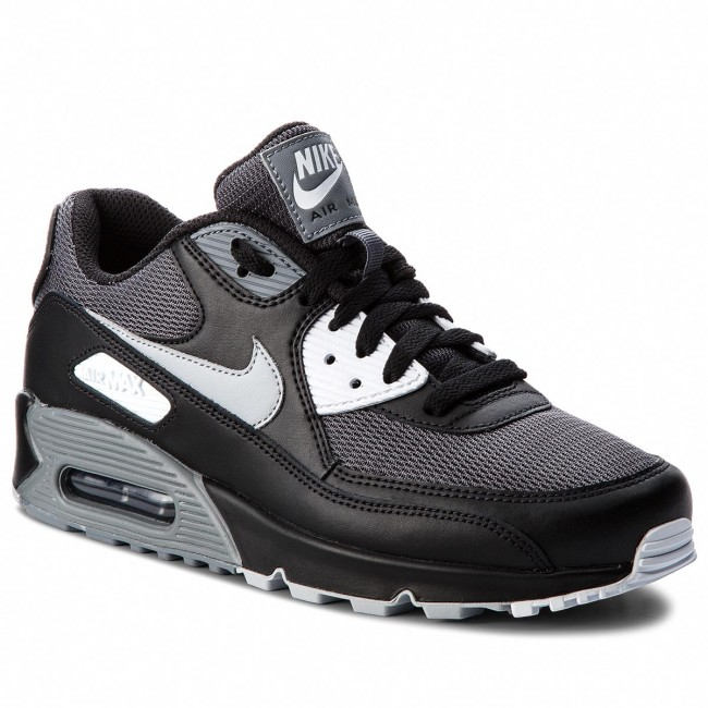 Shoes NIKE Air Max 90 Essential AJ1285 003 BlackWolf GreyDark Grey