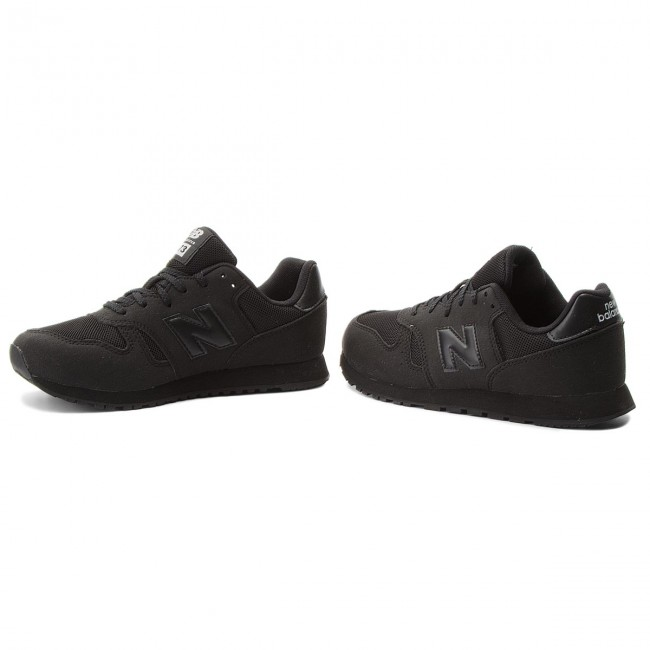 Unique Sneakers NEW BALANCE KJ373ABY Black Women's shoes