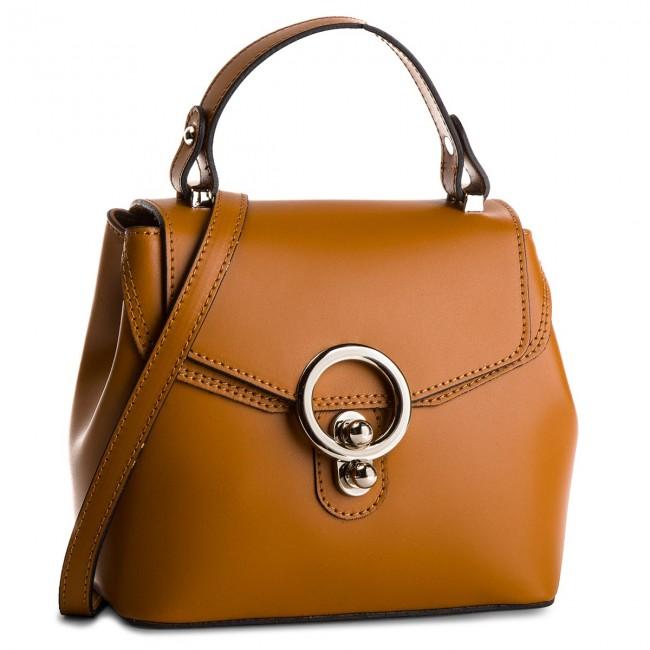 Handbag CREOLE - K10511 Brąz