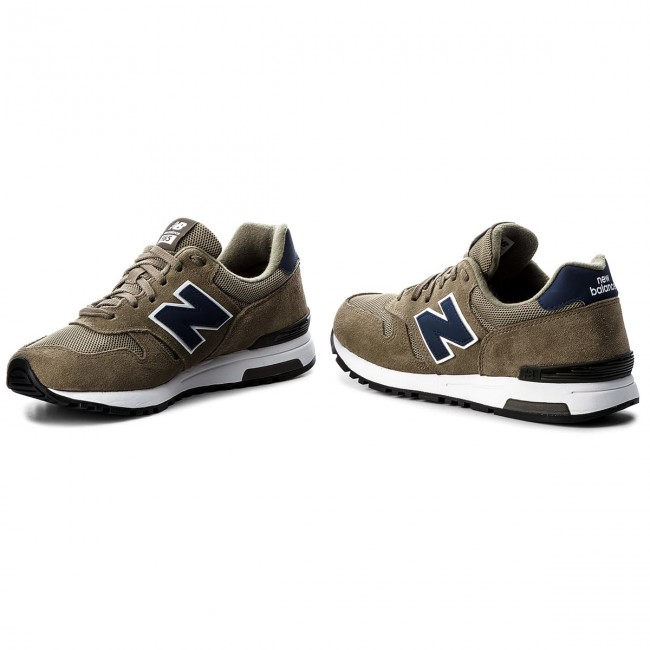 Sneakers NEW BALANCE - ML565SGN Green