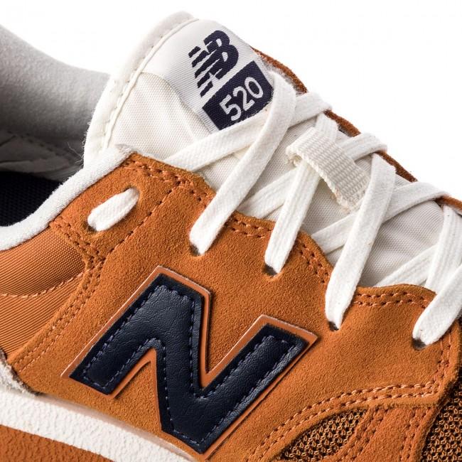 Sneakers NEW BALANCE - U520CJ Orange
