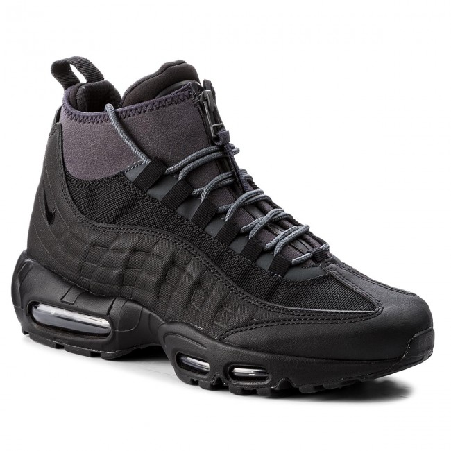 size 40 fb4d2 3e57a Shoes NIKE - Air Max 95 Sneakerboot 806809 001 Black/Black/Anthracite/White