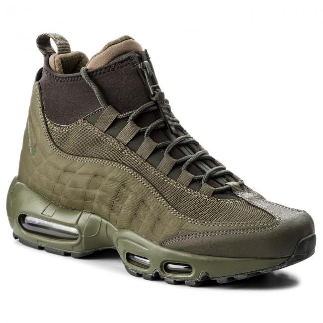 Nike Air Max 95 Sneakerboot 806809 202 'medium Olive' Men's
