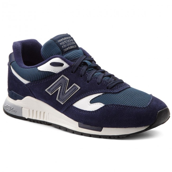 Sneakers NEW BALANCE - ML840AG Navy Blue