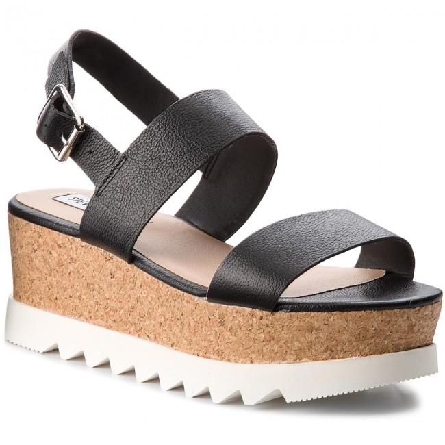 Sandals STEVE MADDEN - Krista Platform Sandal 91001050-10001-01001 Black