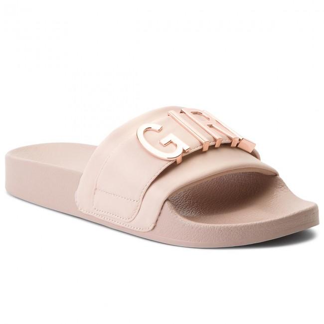 Slides STEVE MADDEN - Word Slipper 91000971-09010-09007 Pink Multi