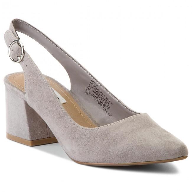Sandals STEVE MADDEN - Dizzy Pump 91001113-10003-12001 Grey