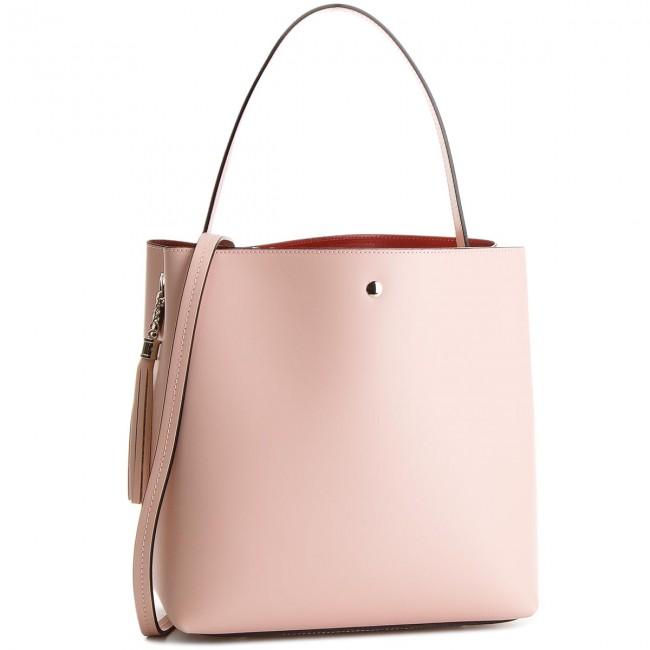 Handbag CREOLE - K10427 Jasny Róż Gr. Skóra