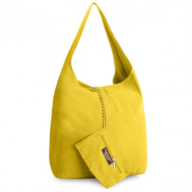 Handbag CREOLE - K10408 Yellow