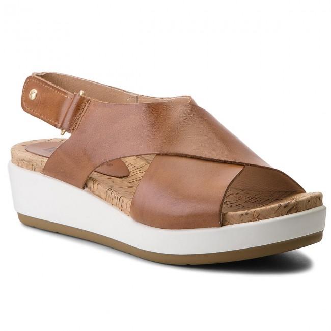Sandals PIKOLINOS - W1G-0757C2 Brandy