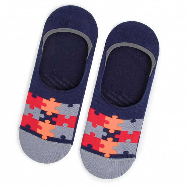 Unisex Footsies FREAK FEET - MPUZ-NV  Navy Blue