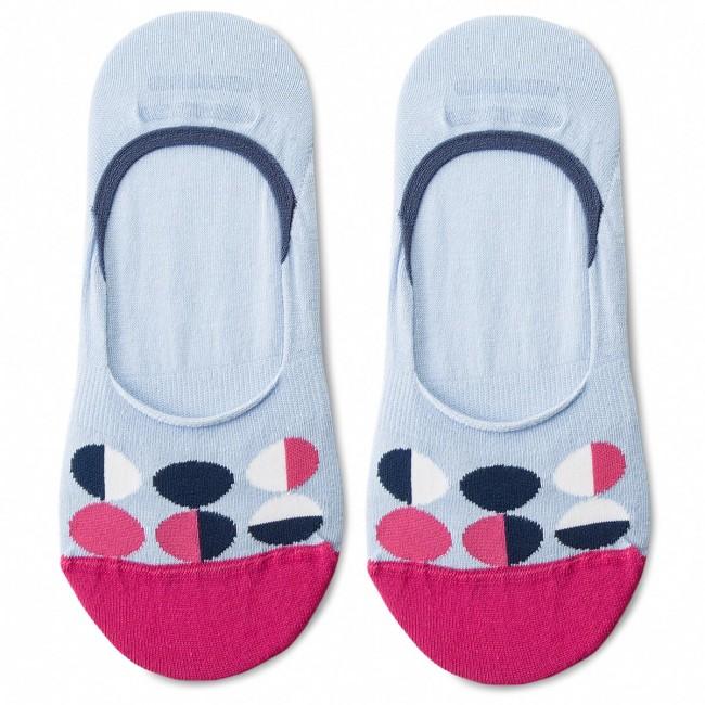 Women's Footsies FREAK FEET - MKOL-BLP Blue Colourful