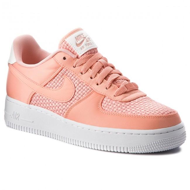 Shoes NIKE - Air Force 1 '07 Se AA0287 601 Crimson Bliss/Crimson Bliss