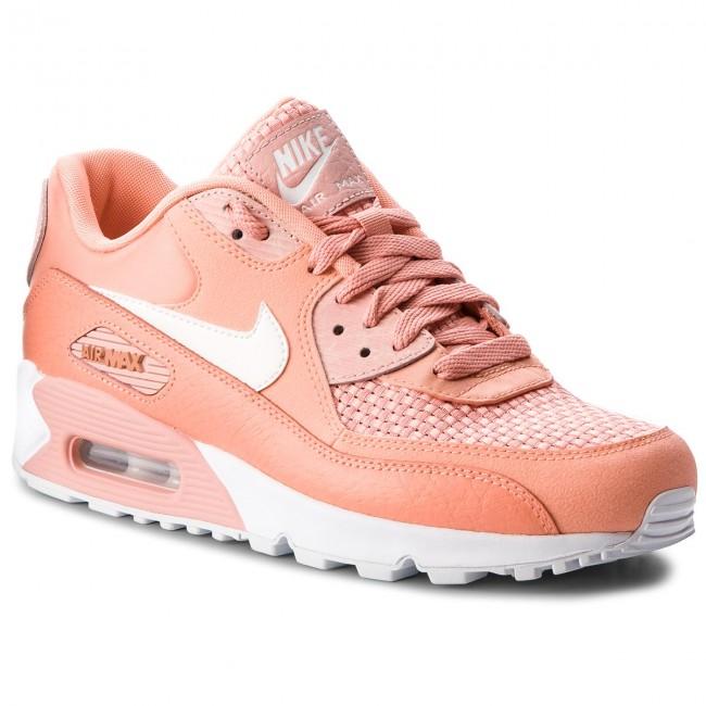 Shoes NIKE - Air Max 90 Se 881105 604 Crimson Bliss/White