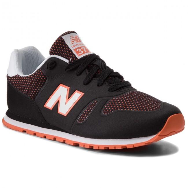 Sneakers NEW BALANCE - KD373BOY Black