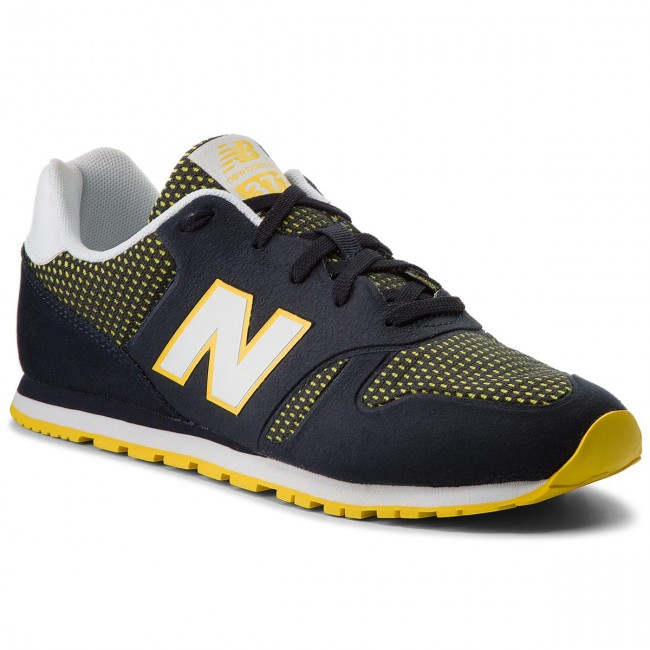 Sneakers NEW BALANCE - KD373NRY Navy Blue