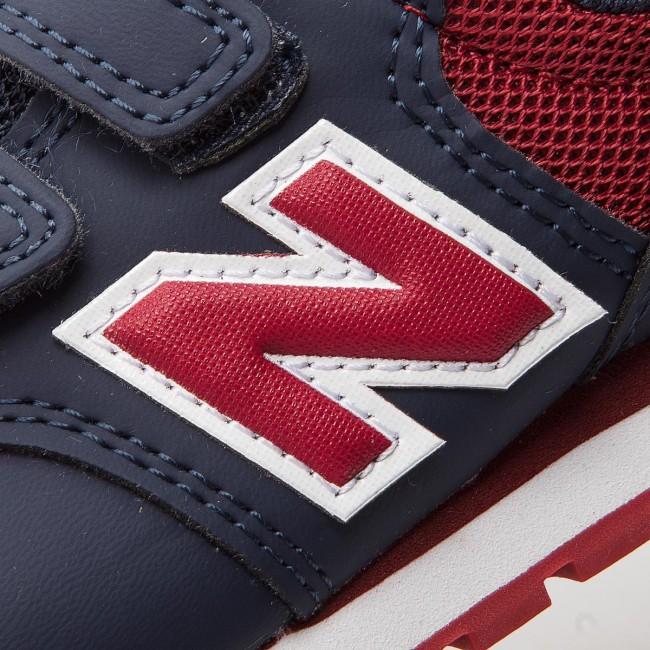 Sneakers NEW BALANCE KV500NSY Navy Blue Velcro Low