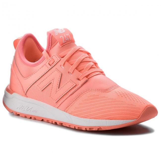 Sneakers NEW BALANCE - WRL247SW Orange