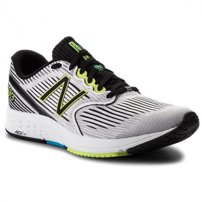 Shoes NEW BALANCE - M890WB6 Black White