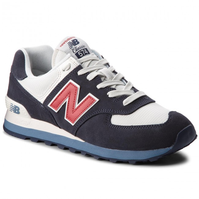 Sneakers NEW BALANCE - ML574ESC Navy Blue