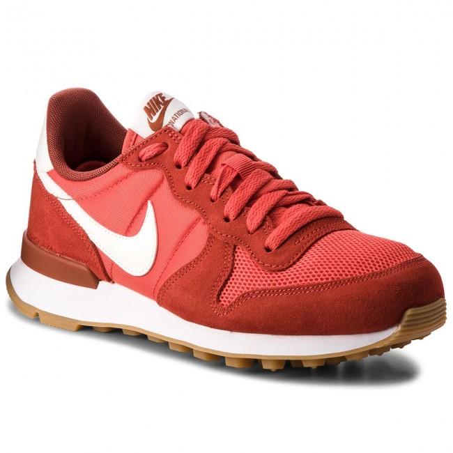Shoes NIKE - Internationalist 828407 613 Habanero Red/Mars Stone/Sail