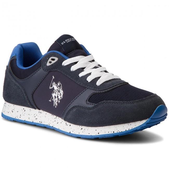 Sneakers U.S. POLO ASSN. - Tiguan FLASH4060S8/LT1 Dkbl