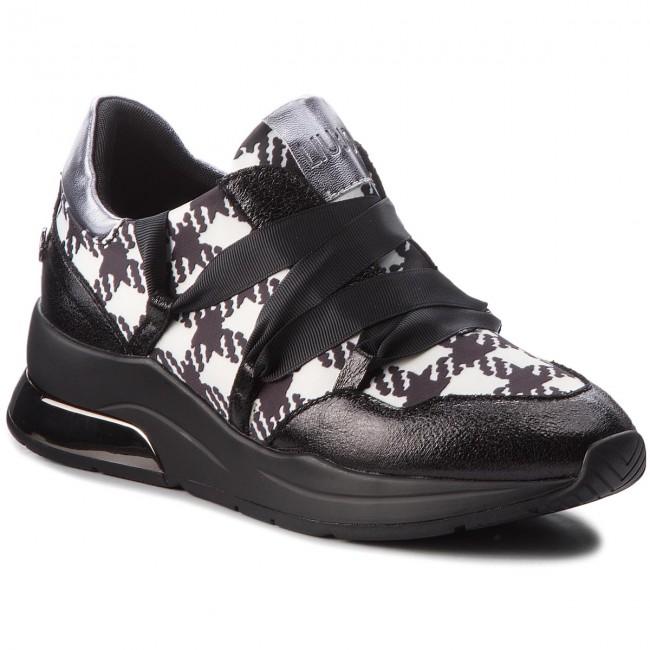 bañera George Stevenson Correctamente  Sneakers LIU JO - Karlie 03 B68031 TX025 Black/White 00054 - Sneakers - Low  shoes - Women's shoes | efootwear.eu