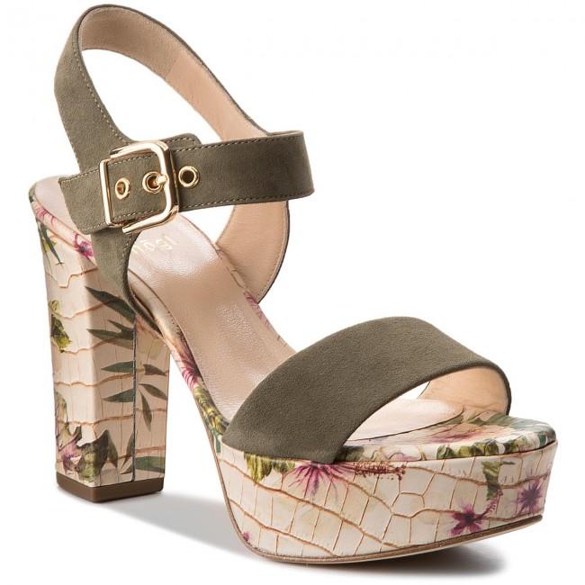 Sandals HÖGL - 5-108817 Olive 5500