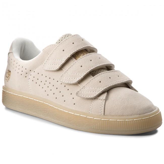 Sneakers PUMA - X Careaux Basket Strap 362727 02 Whisper White
