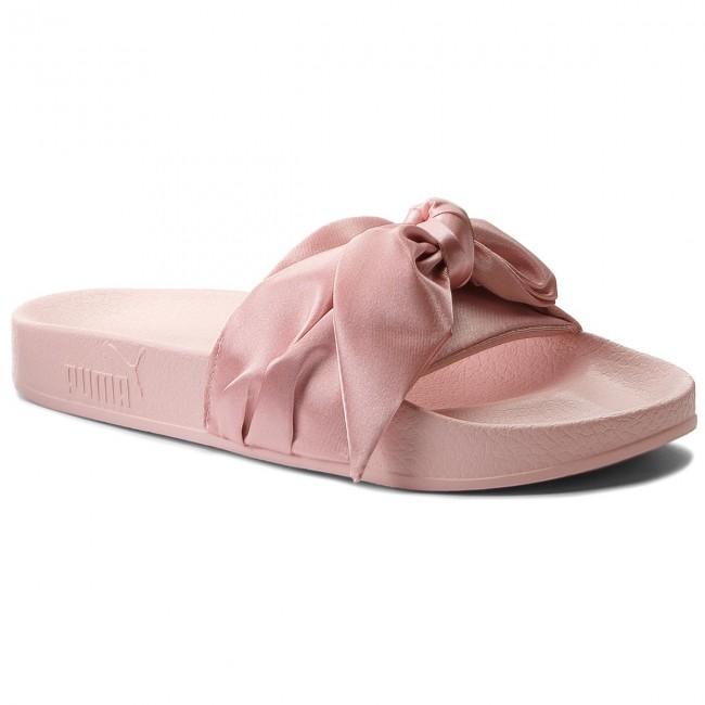 Slides PUMA - Bow Slide 365774 03 Silver Pink/Puma Silver
