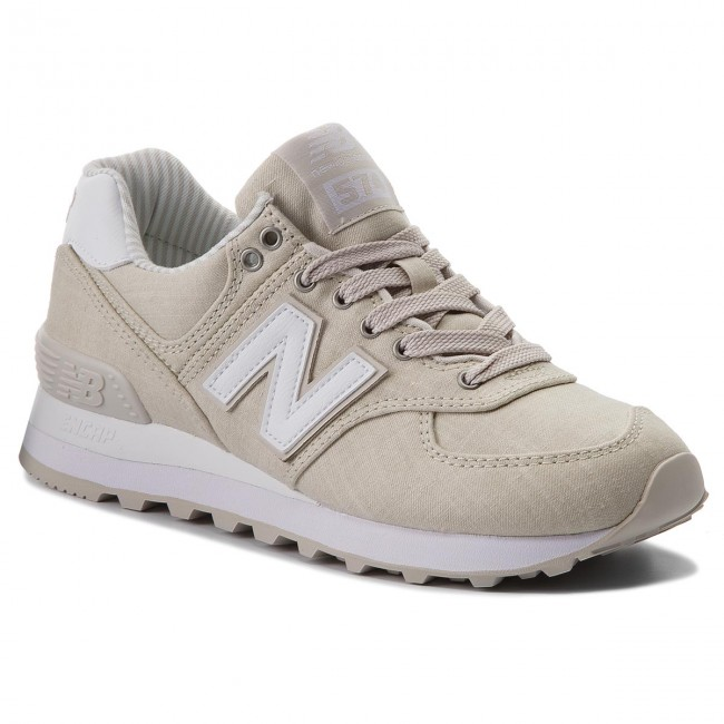 Sneakers NEW BALANCE - WL574CHG Beige